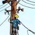修理电线 electric repair