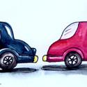 汽车连接,车龙,车队 car queue