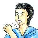 咳嗽 cough