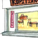 咖啡店 coffee shop