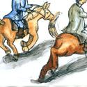看跑马,看赛马 watch horse racing