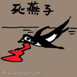 死燕子 dead swallow