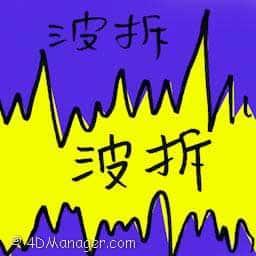 波折 twists and turns