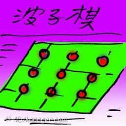 波子棋 chinese checker